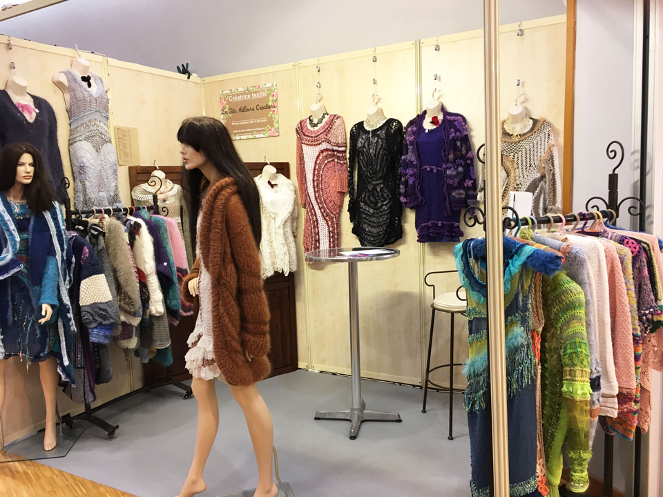 Salon ID D'art à Annecy Le Vieux 17-19 Novembre