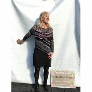 Robe Crochet»Lanfon»