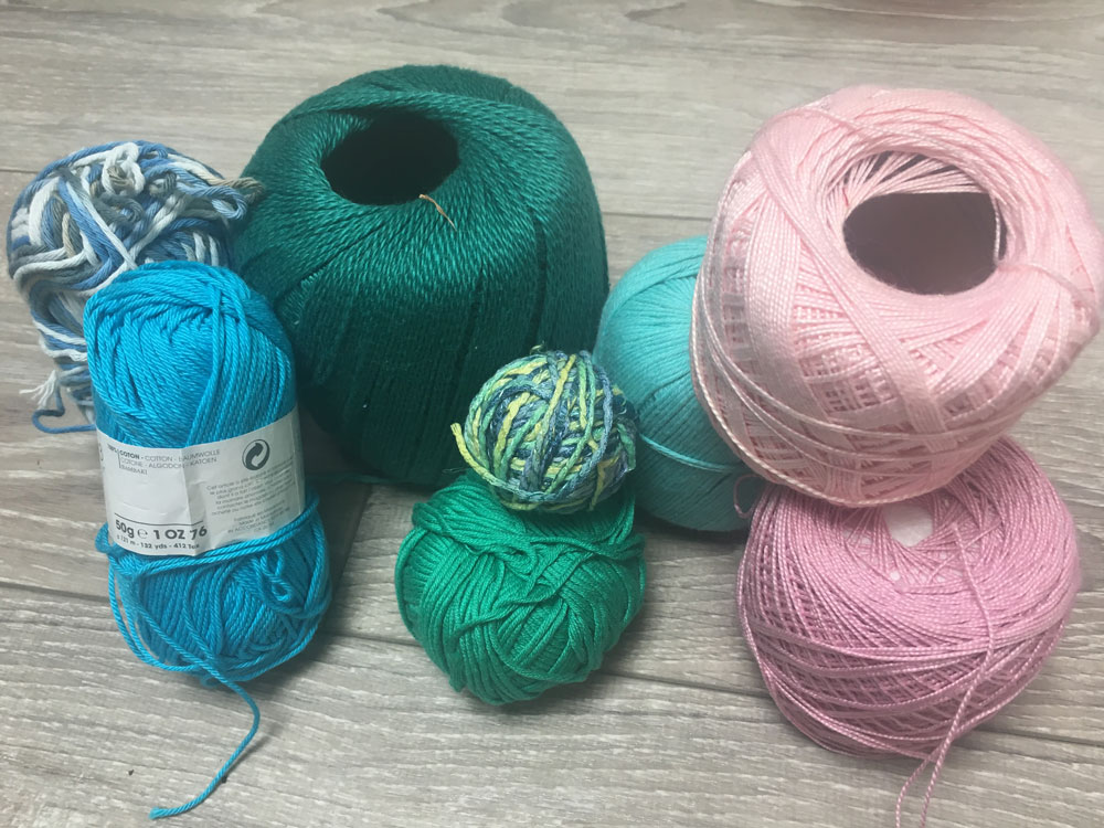 Tricot en coton