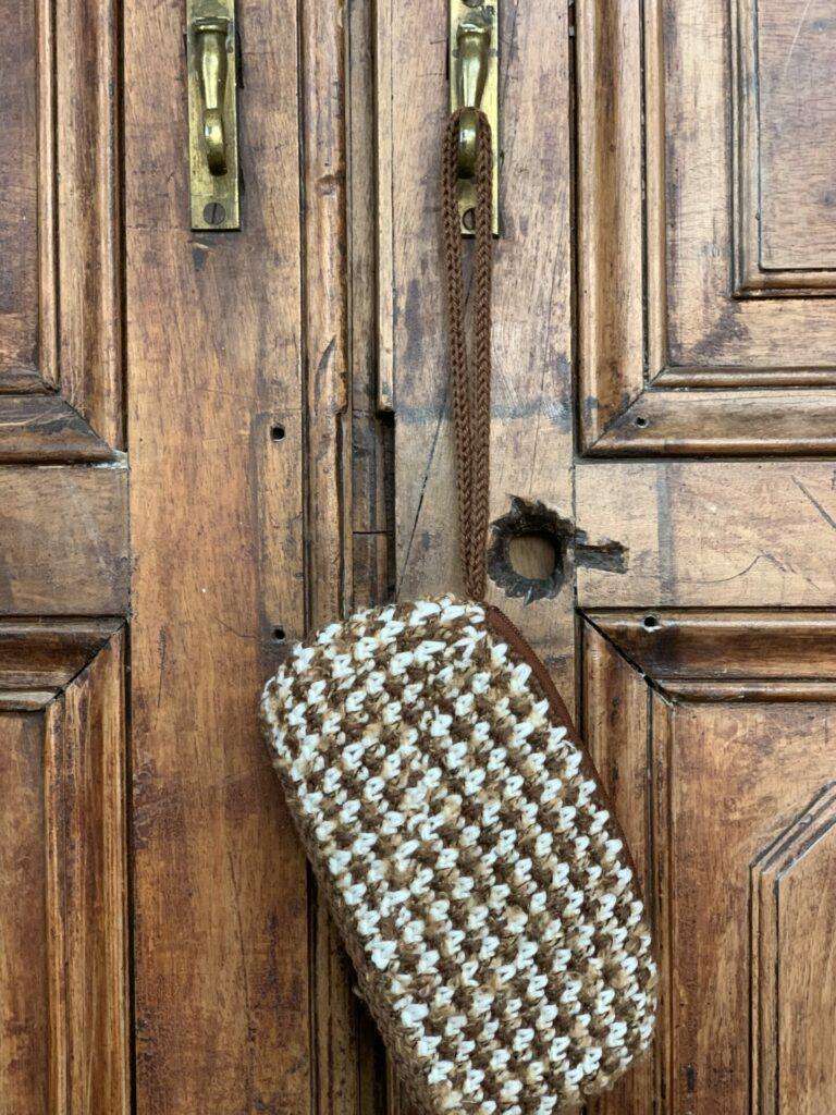 sac et pochette au crochet