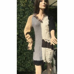 Robe Tricot «Arclosan»