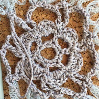 Techniques Tricot Fleurs Crochet