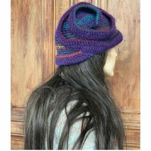 Bonnet Crochet Main