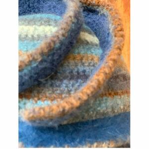 Chapeau Bordure Crochet Main