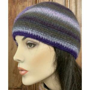 Chapeau Crochet Main
