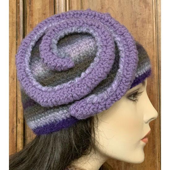 Chapeau Crochet «Crocus»