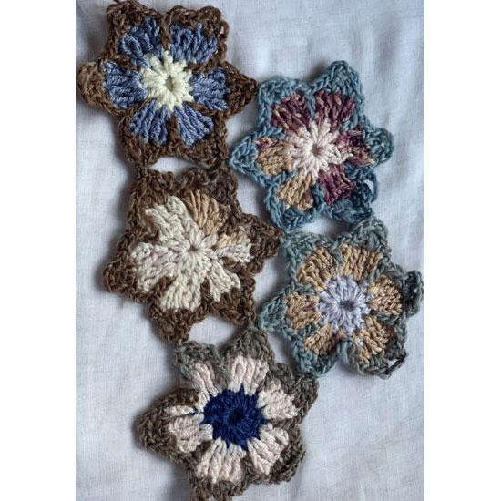 granny crochet étoile