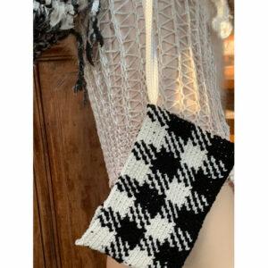 Pochette Crochet Assortie Au Sac «lanfon»