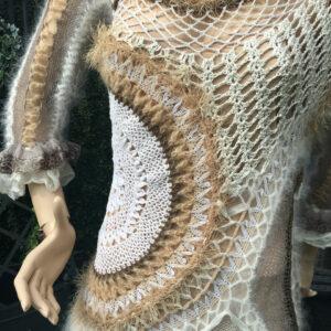 Création Crochet Robe