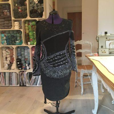 Robe Noire Transformee