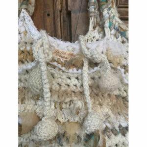 Sac Crochet Fermeture