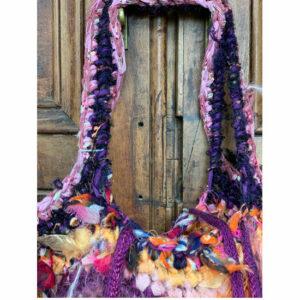 Sac Crochet Tendance