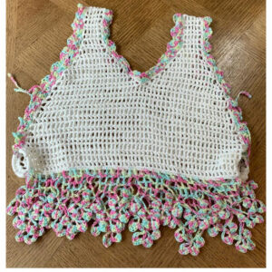 Top Au Crochet
