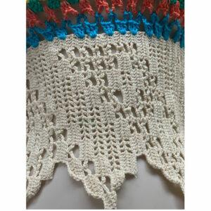 Top Crochet Dos Nu