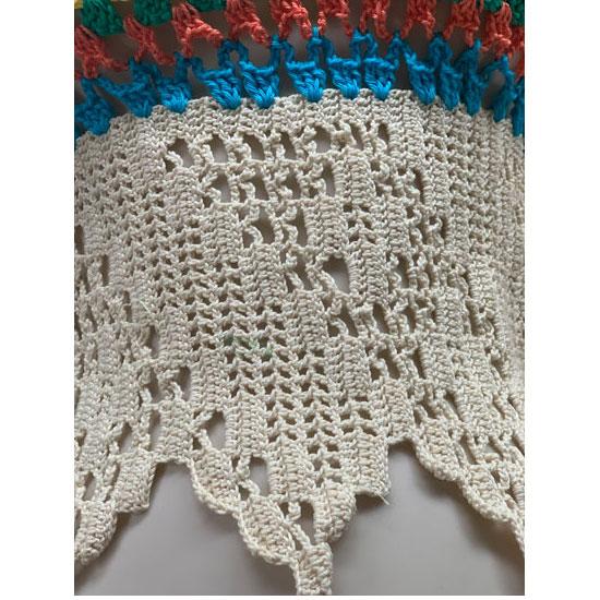 top crochet dos nu tendance