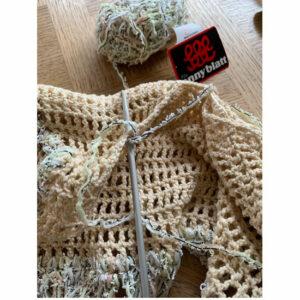 Top Crochet En Cours