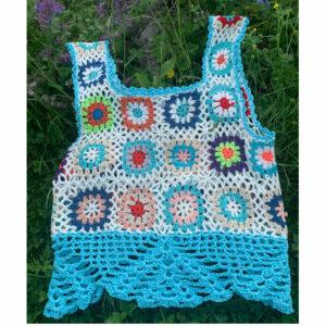 Top Crochet Granny