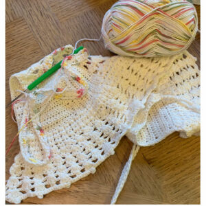 Top Crochet «Majorque»