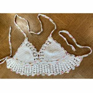 Top Dos Nu Crochet