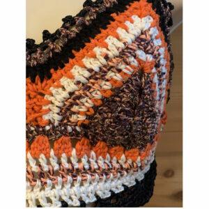 Top Fait Main Crochet