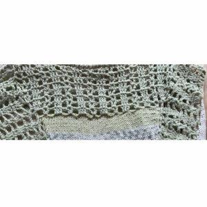 Top Tricot Crochet