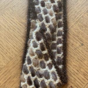 Turban Crochet Tissage